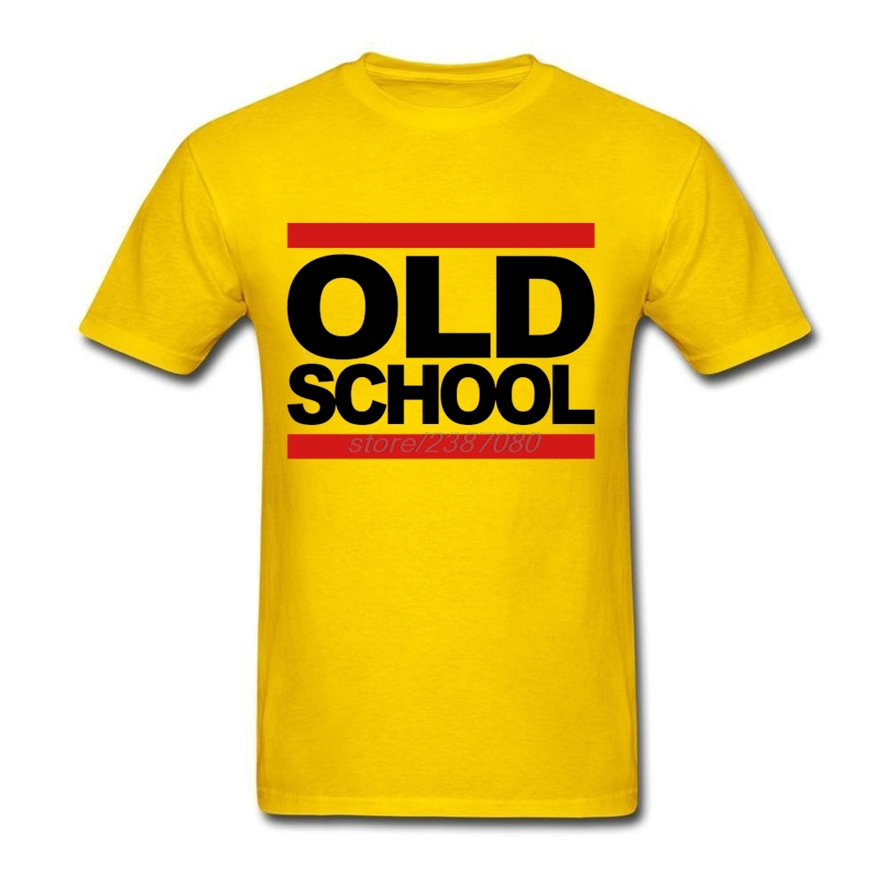 Design t shirt school - Teenage O Neck Old School Concert T Shirts Leisure Tee Shirt For Men Tee Shirt Design