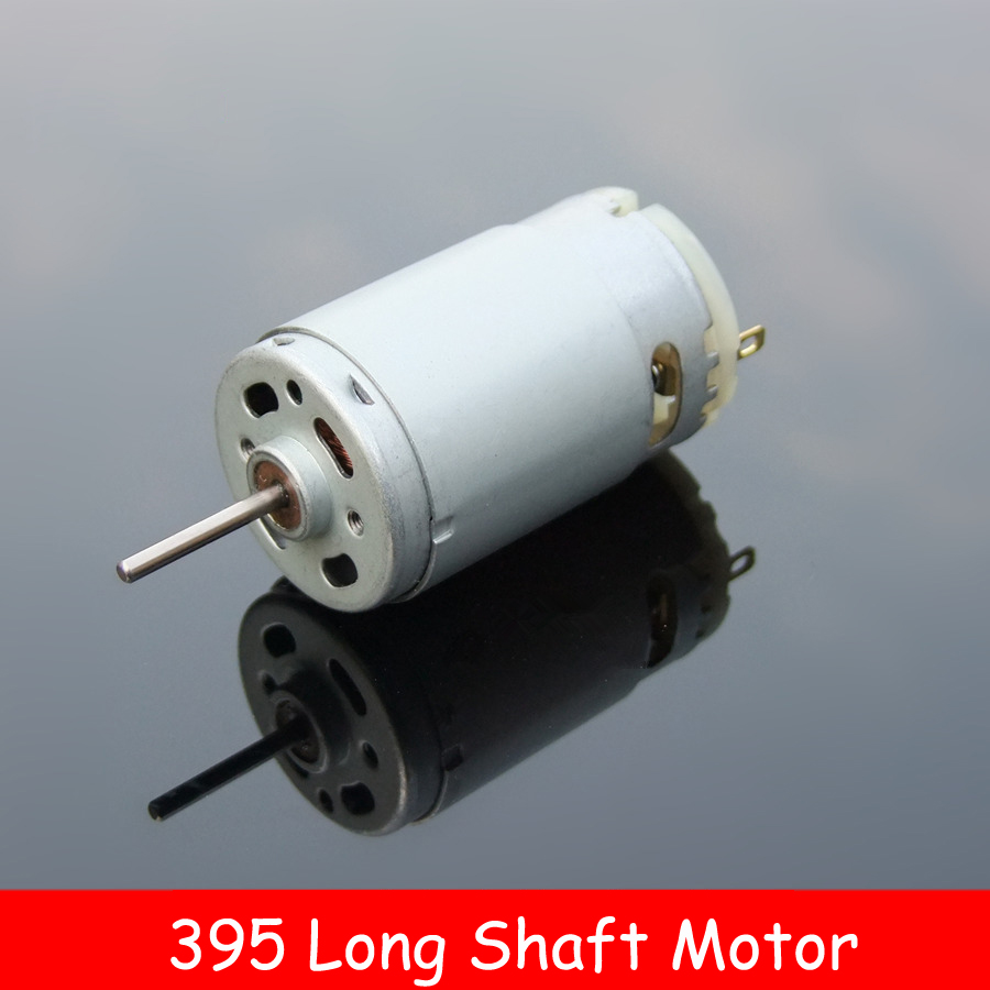 Authentic 395 Motor 6 24v Plastic Back Cover Dc Micromotor