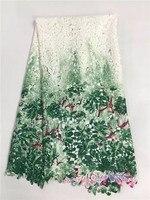 Модная Асо Ebi Кружева Высокое Качество Растворимые В Воде Кружева Для Свадебного Платья
