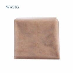 1 yarda de encaje marrón claro Suizo para la fabricación de pelucas y gorras de pelucas de encaje material o cierre de encaje, 5 colores disponibles de alta calidad