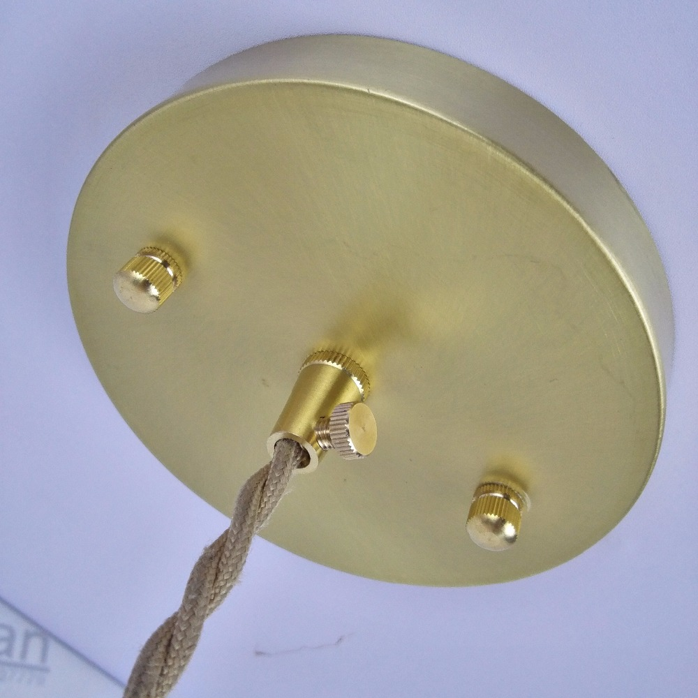 E27 brass socket d170mm copper lampshade fabric wire pendant lamp e27 brass socket d170mm copper lampshade fabric wire pendant lamp fixture brass lighting led modern style for living room in pendant lights from lights greentooth Image collections