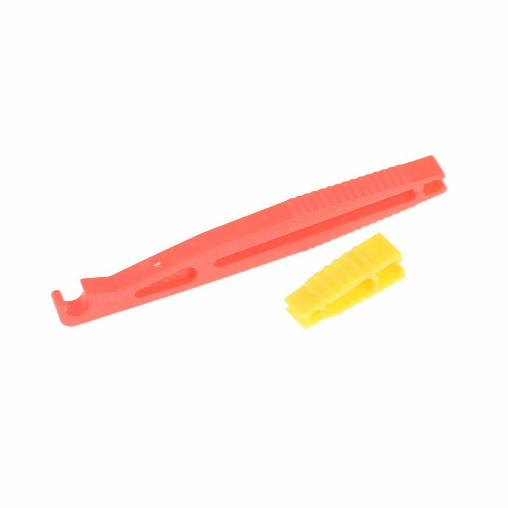 2 unids/set de Clips de fusibles para coche, herramientas para Auto Van Blade, Mini Extractor de fusibles, extracción, accesorios de herramientas de seguridad