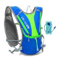 Ultralight Sports Water Bag 1L + 5L Pouch Outdoor Equipment marsupio running Small Bike Backpack MTB Cycling Jogging Running Bag
