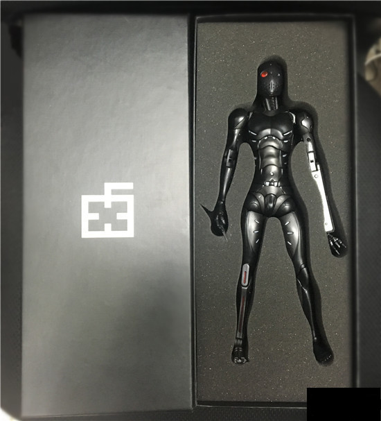 Nouveau TOA Heavy Industries mâle Voxel capturé la conversion 1/6 figurine mobile Figma ABS SHFiguarts Ferrite Figure du corps