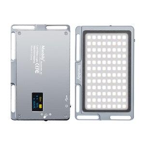 Image 3 - Ультра тонкий портативный светодиодный светильник для фотосъемки, светодиодный светильник с регулируемой яркостью