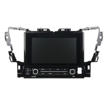 9 Inch Quad Core HD1024*600 Android 5.1.1 Car DVD Player For Toyota For Alpha 2016 Stereo Multimedia Player Free 8GB MAP