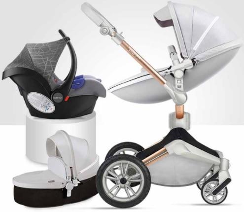 Aliexpress.com : Buy 2018 Baby stroller Hot Mom 360 3in1 ...