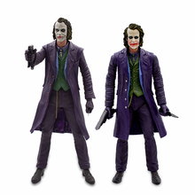 2018 Hot Sell Anime Figma 8 Style Joker Model 31-45cm PVC Action Figure Collectible Model Toy Gift Free Shipping цена в Москве и Питере