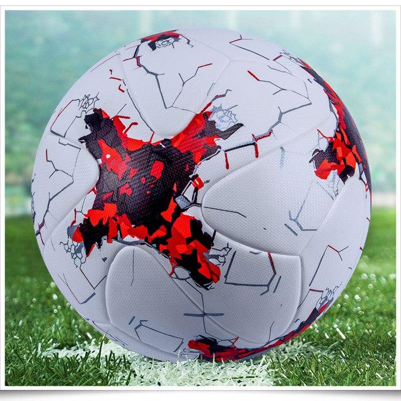 2018 New  PU Soccer Ball Official Size 5 Football Goal League Ball Outdoor Sport Foot Training Balls Futbol voetbal bola soccer balls size 4