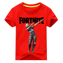 Fortnite Kids T-Shirt – Light Green Shirt