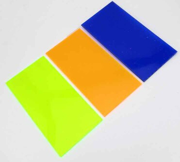 100*200*2.3mm colored acrylic sheet / plexiglass plate /DIY toy ...