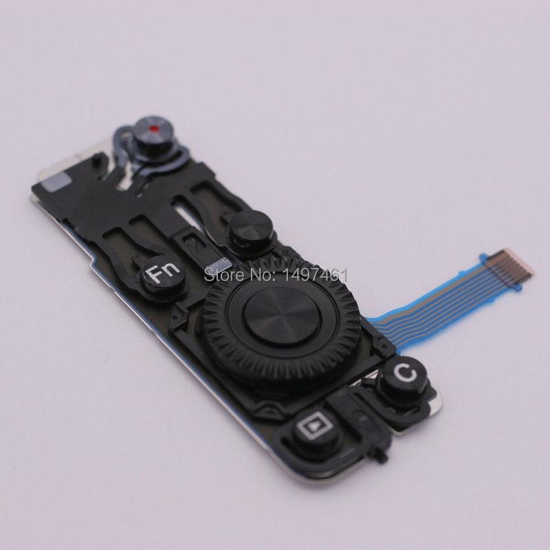 Nuovo Menu operazione di Tasto scheda del pulsante Parti di riparazione per Sony DSC-RX100M4 RX100IV RX100-4 fotocamera Digitale