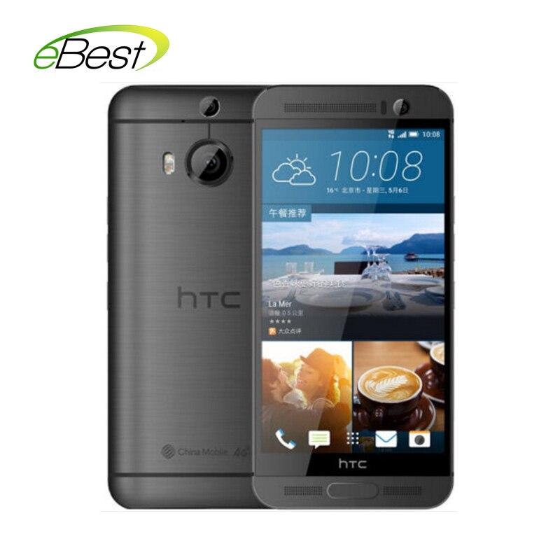 """Цена за Оригинальная группа новый HTC One M9 +/M9pw/M9Plus android смартфон MT6795T Окта основные 2.2 ГГц 3 ГБ 5.2 """"4 Г TDD/FDD LTE сотового телефона"""