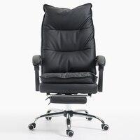 Cadeira de escritório multifuncional escritório computador cadeira reclinável chefe cadeira giratória sala estudo do agregado familiar chaise silla gamer