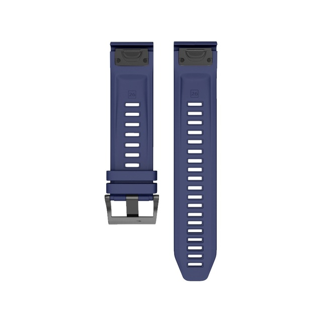 Ktab Fenix 5X Plus Bands Sport Silicone Replacement Watch Strap for Fenix 5X Plus Band 26mm Easy Fit Silicone | Watchbands