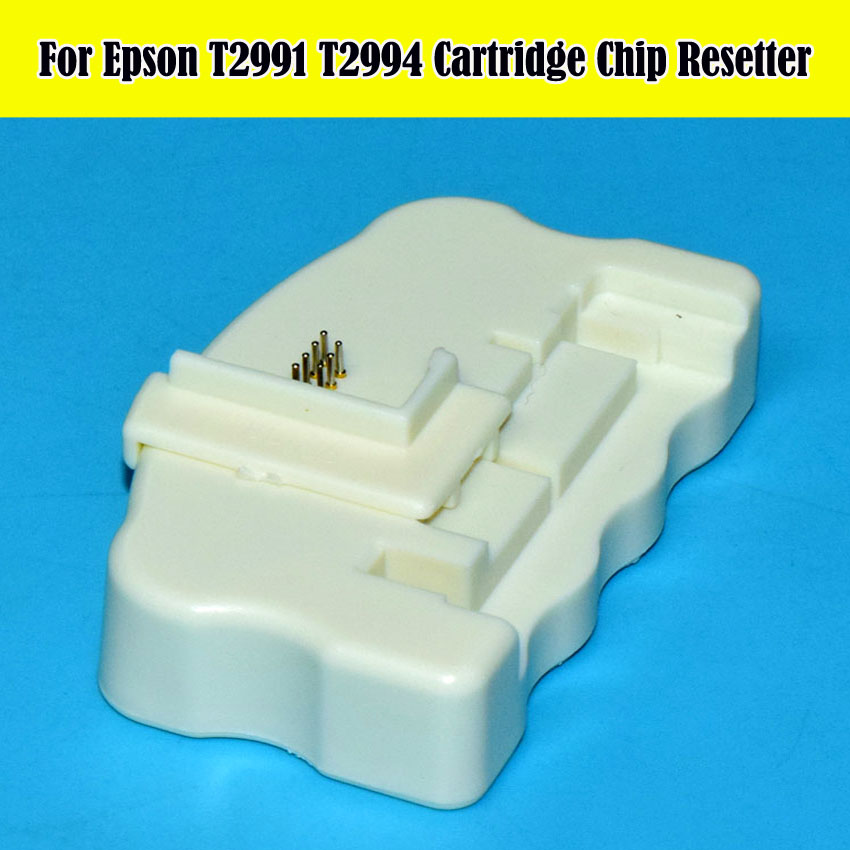1 Piece Chip Resetter For Epson t2991 - T2994 Ink Cartridge For EPSON XP-235 XP-335 XP-245 XP-332 XP-247 XP-432 XP-435 BMKJ cs dx18 universal chip resetter for samsung for xerox for sharp toner cartridge chip and drum chip no software limitation