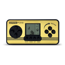 Red Black White Retro Children Classical Players Portable Tetris Handheld Video Game Console Tetris kids Gaming Kids Tetris toys tetris effect