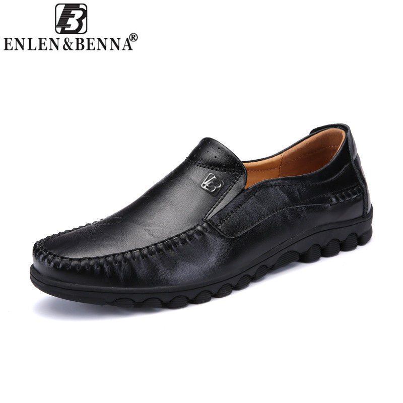 Casual Men Shoes Slip-On Autumn and Winter Fashion Leather Moccasins Men's Flats Loafers Male Shoes Zapatos Chaussure Hombre8016 dxkzmcm new men flats cow genuine leather slip on casual shoes men loafers moccasins sapatos men oxfords