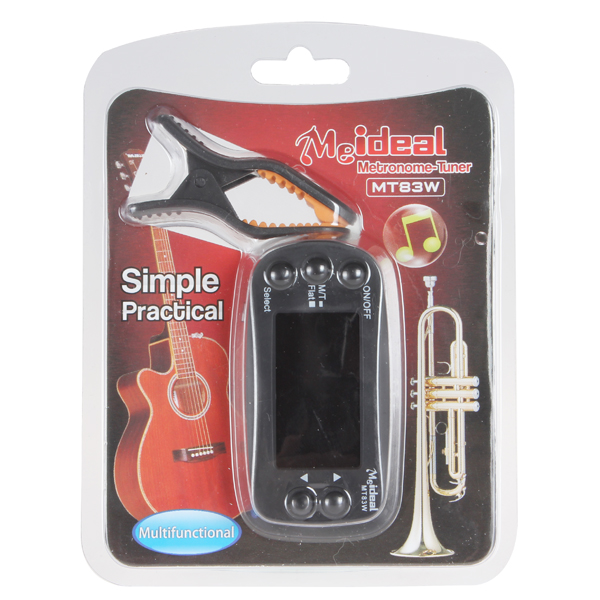 Meideal MT83W Μίνι Clip-on LCD ψηφιακός δέκτης - Μουσικά όργανα - Φωτογραφία 6