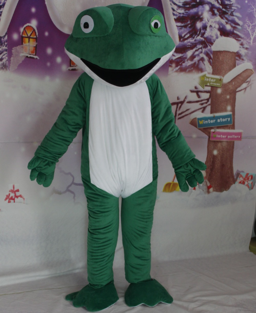 big frog mascot frog costumes frog mascot costume for adults-in Mascot from Novelty u0026 Special Use on Aliexpress.com | Alibaba Group & big frog mascot frog costumes frog mascot costume for adults-in ...