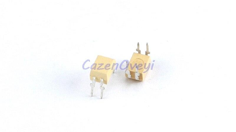 10pcs/lot TLP222A P222A DIP4 DIP-4 Optocoupler Photoelectric Coupling In Stock