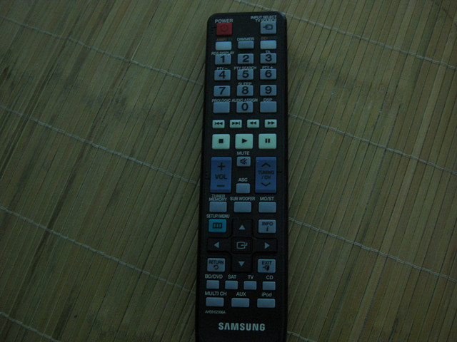 For Samsung Av R720 Amplifier Remote Control R710 R730