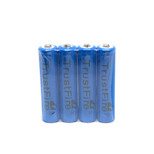 TrustFire TR10440 10440 AAA 3.7V 600mAh Lithium Battery Rechargeable Batteries for LED Flashlight Torch Remote Control Toys trustfire mini03 stainless steel waterproof mini flashlight cree xpg r5 led torch keychain light lantern trustfire 10440 battery