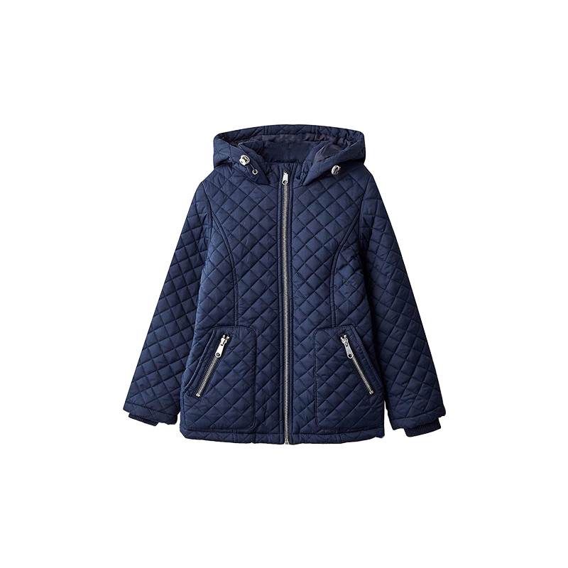 Jackets & Coats MODIS M182K00104 for girls kids clothes children clothes TmallFS girls outfits for kids jeans clothes sets fall child denim jackets