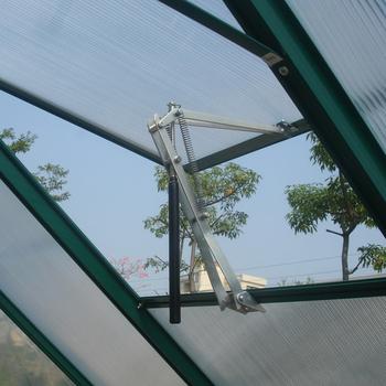 Automatyczny otwieracz do okien szklarniowych podwójne sprężyny wrażliwe na ciepło słoneczne otwieracz do okien automatyczny otwieracz do okien do szklarnia słoneczna tanie i dobre opinie Aluminum+SS Window Opener for Greenhouse Solar szklarniach rolnych