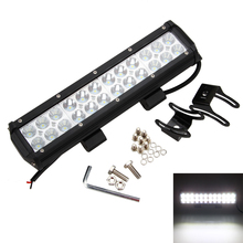12INCH 72W LED WORK LIGHT BAR 5040LM OFFROAD LAMP 4X4 4WD SPOT/FLOOD COMBO
