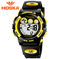 Marca de diseño de reloj digital LED relojes de las mujeres reloj digital del deporte de las mujeres al aire libre a prueba de agua relogio feminino montre femme vendimia