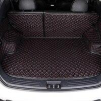 HLFNTF на заказ автомобильный коврик для багажника Geely все модели Emgrand Atlas EC7 GS GL GT GX7 SC6 SX7 GX2 EC8 GC9 X7 FE1 автомобильные аксессуары