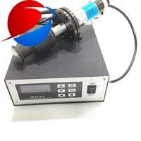 용접 플라스틱 기계에 대 한 용접 변환기와 2000W/20khz 초음파 플라스틱 용접 기계
