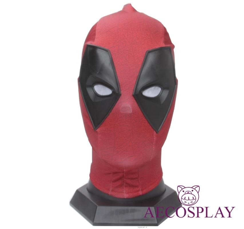 Deadpool 2 Masks Superhero Balaclava Halloween Cosplay Costume X-men Hats Arrow Party Neck Hood Full Face Mask
