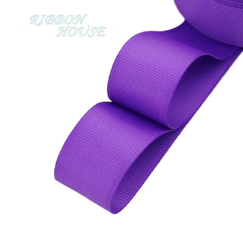 (5 м/лот) 1 «(25 мм) фиолетовый корсажная лента подарочная упаковка оптом Рождество украшение ленты