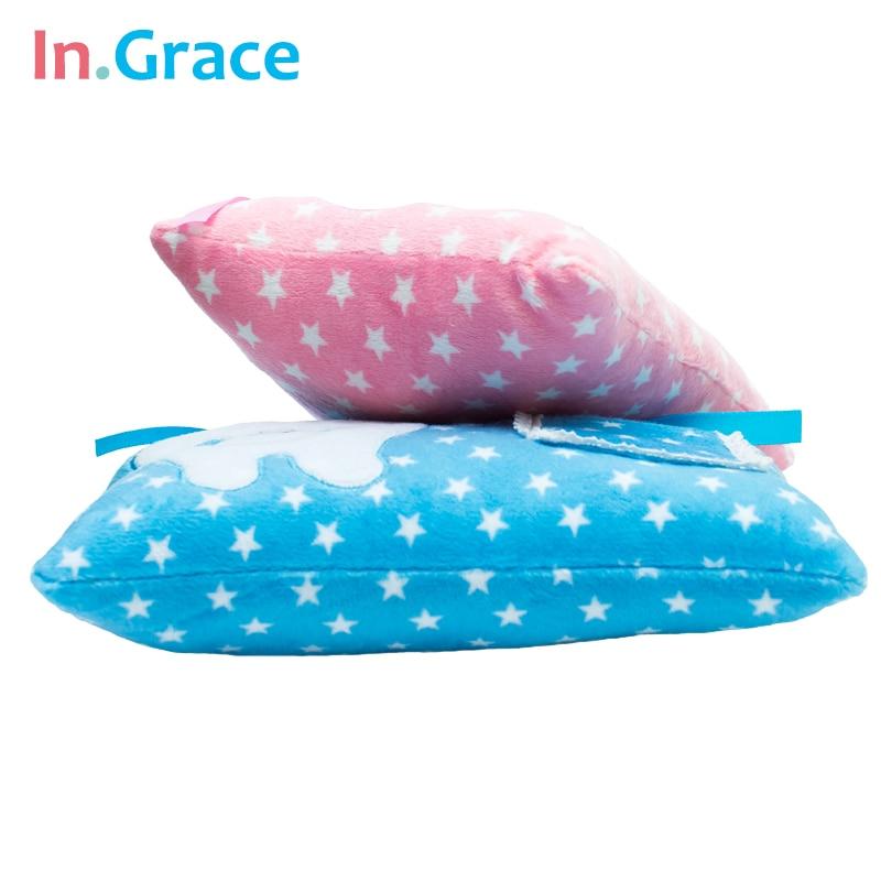 InGrace Cute Soft Tooth Fairy ბალიში ბიჭები - პლუშები სათამაშოები - ფოტო 2