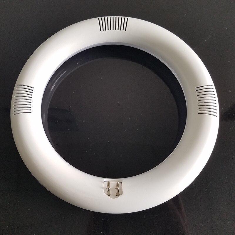 Le montage de plafonnier circulaire de LED remplace les lumières vivantes de lumières de CFL