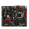 Z77A-G45 GAMING Original Usado Desktop Motherboard Z77 Soquete LGA 1155 Para i3 i5 i7 DDR3 USB3.0 ATX À Venda