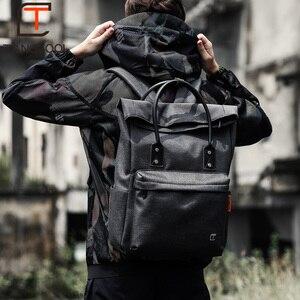 Image 1 - Мужской многофункциональный рюкзак для ноутбука 15 дюймов с USB зарядкой