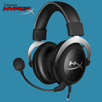 Kingston HyperX Cloud Pro Gaming Headset Audio Control For PS4 Xbox One DJ MP3 PC 3