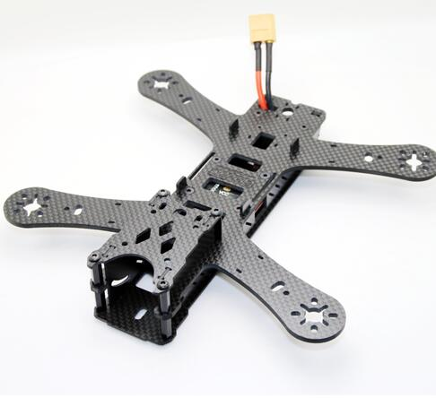 GEPRC GEP210 210mm 4-Axis Carbon Fiber Quadcopter Frame Adjustable Lens Mount for FPV geprc gep zx4 gep zx5 gep zx6 170mm 190mm 225mm 4 axis 3k carbon fiber frame kit with 12v 5v pdb board for rc multicopter
