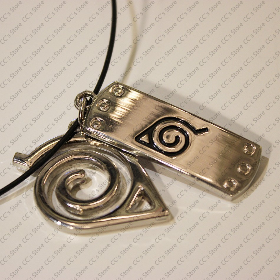Amine naruto pendant necklace naruto leaf village symbol cosplay amine naruto pendant necklace naruto leaf village symbol cosplay necklace ninja logo jewelry accessorie cosplay in pendant necklaces from jewelry biocorpaavc Image collections