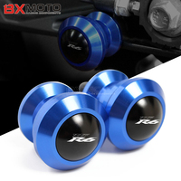 M6 CNC Motorcycle Accessories Swingarm Spools slider stand screws for yamaha YZF R6 1999 2000 2001 2002 2003 2004 2005 2016