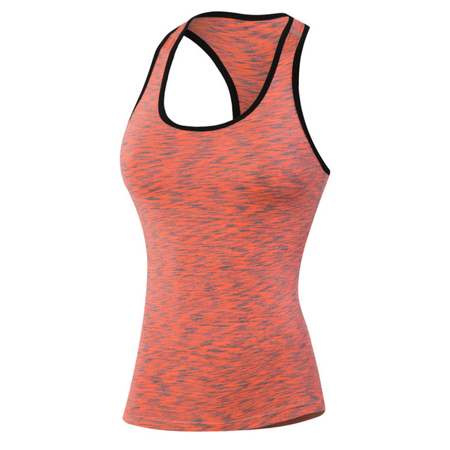 Bright Coloured Women's Fitness Top
