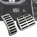 2pcs Set For VW Golf/ Jetta MK4 Polo 9N/ 9N3 New Beetle TT Style Automatic Pedal Cover