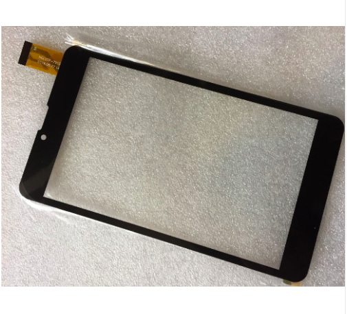 New touch screen digitizer For 7 BQ-7010G Max 3G tablet pc Touch panel glass sensor replacement Free Shipping bq 7010g 3g black