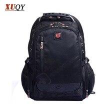 Hot Sale  Brand New 2016 Business Men Women Backpack Polyester Bag Shoulder Bags Computer Packsack