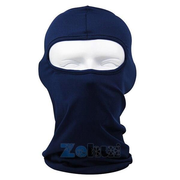 Unisex Outdoor Full Face Protection Lycra Balaclava Headwear Wholesale Ski Neck Cycling Motorcycle Mask New смеситель для умывальника milardo celtic celsb00m01