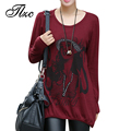 New Model Maternity Woman Loose Casual Tees Large size L-4XL Good Quality Elegant Women Fashion Cotton T-Shirt