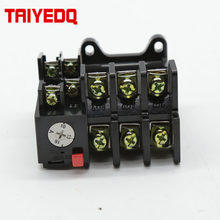 JR36-20 termiczny przekaźnik przeciążeniowy Protector 10-16A 1NO 1NC elektryczny przekaźnik termiczny przekaźnik ochronny silnika